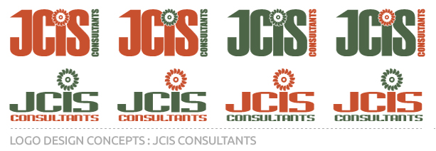 Logo Concepts for JCIS Consultants