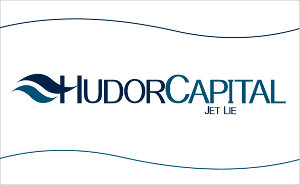 Graphic Design for Hudor Capital Business Card Back