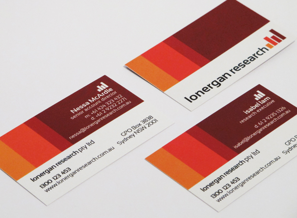 Cards Research Research Business Cards