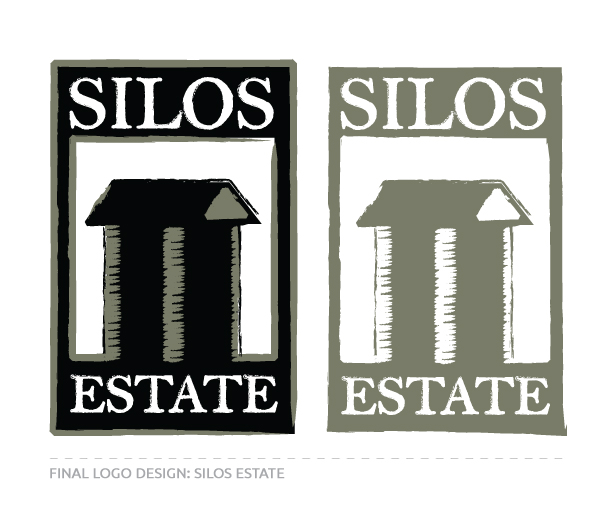 Final Logo Design for Silos Estate