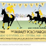 "Paspaley ""Polo in the City"" Evite"