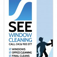 See Window Cleaning