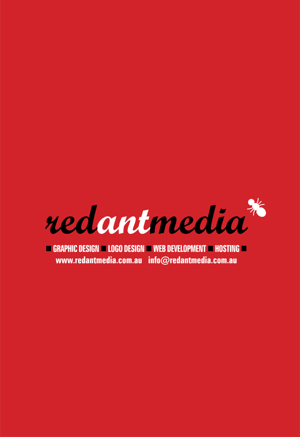 Red Ant Media Christmas Card