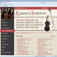 Lushous Strings